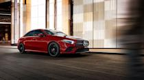 "<p>Distilling a luxury brand's ethos down to a small and affordable entry-level sedan is a tough task wrought with compromise, but the <a href=""https://www.caranddriver.com/mercedes-benz/a-class"" rel=""nofollow noopener"" target=""_blank"" data-ylk=""slk:2021 Mercedes-Benz A-class"" class=""link rapid-noclick-resp"">2021 Mercedes-Benz A-class</a> delivers a sophistication similar to its <a href=""https://www.caranddriver.com/mercedes-benz/c-class-2021"" rel=""nofollow noopener"" target=""_blank"" data-ylk=""slk:more expensive stablemates"" class=""link rapid-noclick-resp"">more expensive stablemates</a>. Mercedes equips all A-class models with a host of luxury amenities and offers even more as optional extras. A turbocharged 2.0-liter four-cylinder engine is standard and delivers adequate power but easily fades into the background for quiet highway cruising. Tech features abound as well, including a version of Mercedes's dual-screen infotainment/digital gauge display setup with the MBUX infotainment interface. Going up against other compact luxury sedans such as the <a href=""https://www.caranddriver.com/cadillac/ct4"" rel=""nofollow noopener"" target=""_blank"" data-ylk=""slk:Cadillac CT4"" class=""link rapid-noclick-resp"">Cadillac CT4</a> and the <a href=""https://www.caranddriver.com/bmw/2-series-gran-coupe"" rel=""nofollow noopener"" target=""_blank"" data-ylk=""slk:BMW 2-series Gran Coupe"" class=""link rapid-noclick-resp"">BMW 2-series Gran Coupe</a> puts an even finer point on <a href=""https://www.caranddriver.com/mercedes-benz"" rel=""nofollow noopener"" target=""_blank"" data-ylk=""slk:the Mercedes's luxury experience"" class=""link rapid-noclick-resp"">the Mercedes's luxury experience</a>.</p><p><a class=""link rapid-noclick-resp"" href=""https://www.caranddriver.com/mercedes-benz/a-class"" rel=""nofollow noopener"" target=""_blank"" data-ylk=""slk:Review, Pricing, and Specs"">Review, Pricing, and Specs</a></p>"