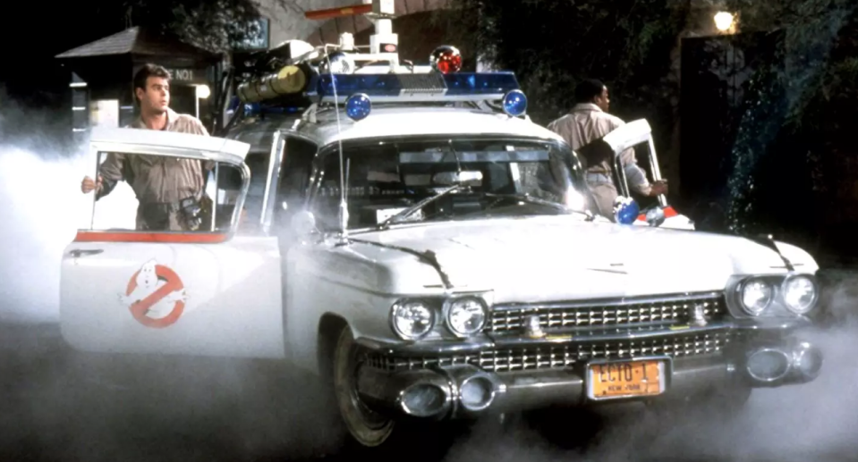 The 40 Best Movie Cars Of All Time