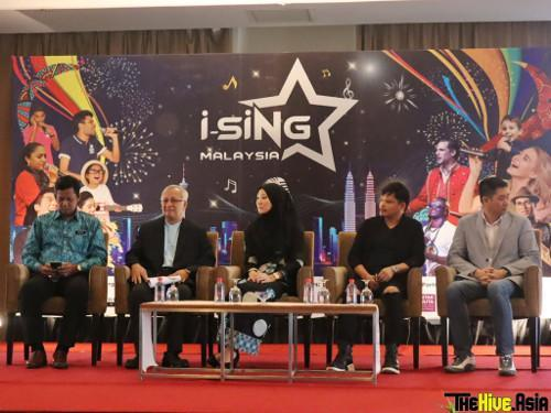 """""""i-SiNG Malaysia 2020"""" will be held throughout March to July. Winners will represent Malaysia at the finals in September."""
