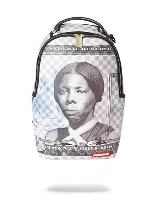 Sprayground's Harriet Tubman inspired backpack (PRNewsfoto/Sprayground)