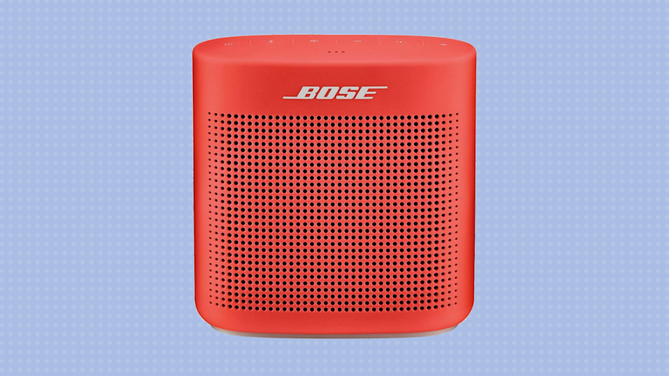 Save 39 percent on the Bose SoundLink Color Bluetooth Speaker II. (Photo: Bose)