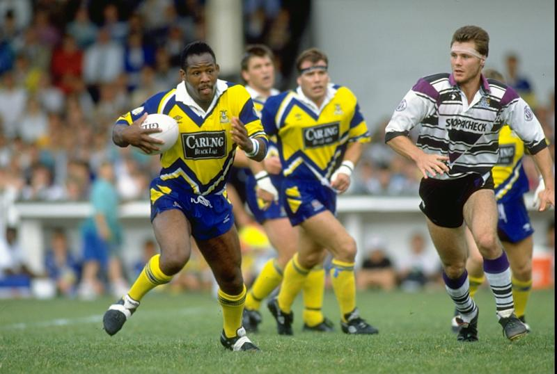 Hanley soared to World Club Challenge glory with Wigan in 1987