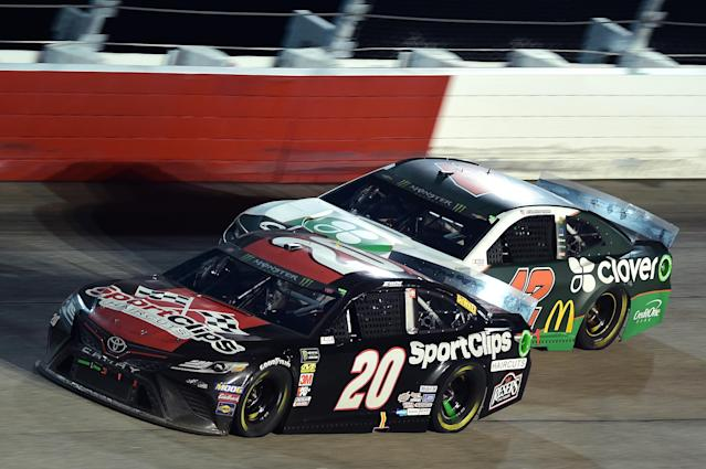 Extended highlights: Erik Jones wins NASCAR Cup race at Darlington