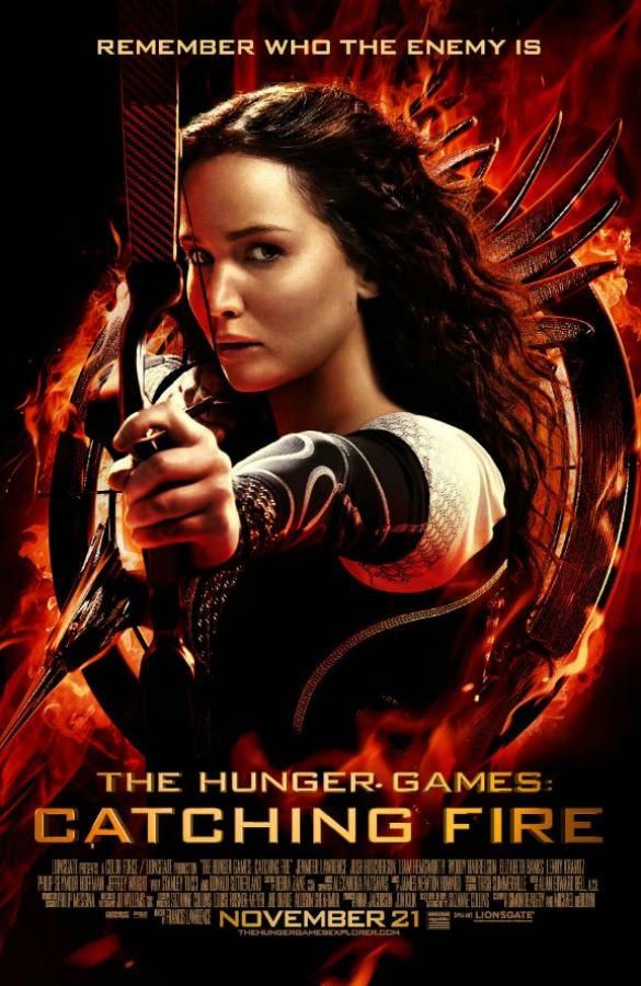 Jennifer Lawrence's 'The Hunger Games: Catching Fire' Is First Movie With Female Lead To Win Annual Box Office In Decades