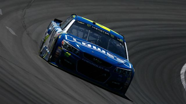 Reigning NASCAR champion Jimmie Johnson won his second race in succession with Food City 500 victory at Bristol.