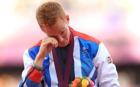 Greg Rutherford says he will struggle to hold back the tears as he bids farewell to London's Olympic Stadium