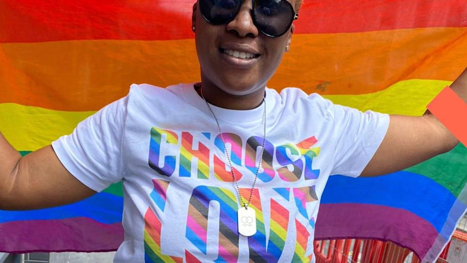 Choose Love is an international store and nonprofit that is helping the international LGBTQ community.