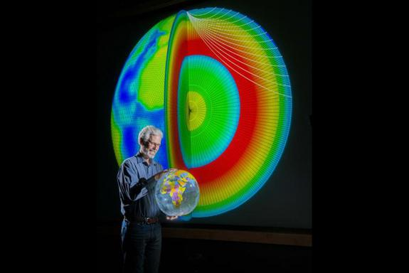 New 3D Earth Model Pinpoints Earthquakes, Nuclear Blasts