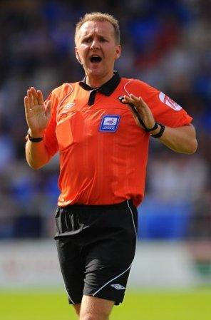 Oliver Langford, referee