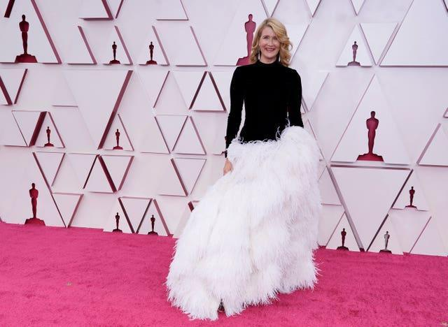 Laura Dern at the 93rd Academy Awards