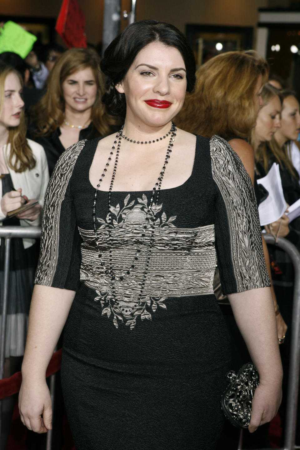 Stephanie Meyer at an event. Source: Reuters