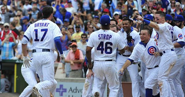 The 10 best Cubs regular-season games of the 2010s, one per season