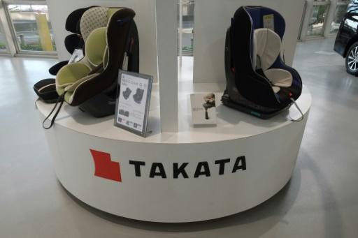 Takata to file for bankruptcy Monday, SMBC to provide bridge loan