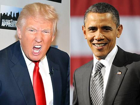 """Donald Trump Slams President Barack Obama's Re-Election: """"We Are Not a Democracy!"""""""