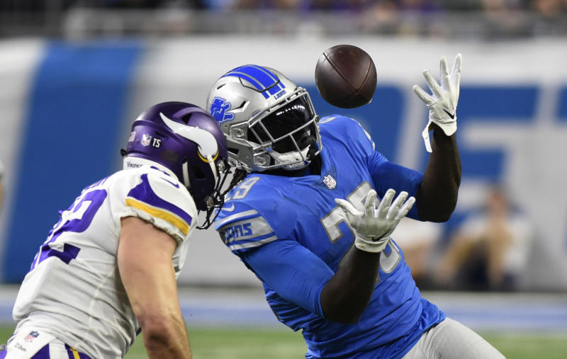 Lions finish 6-10 after whipping Packers 31-0