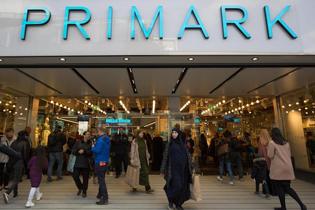 Primark margins were hit by Brexit volatility. Photo: PA