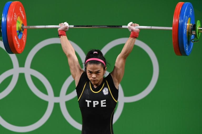 Olympics: Taiwan's Hsu Shu-ching delivers golden Father's Day gift