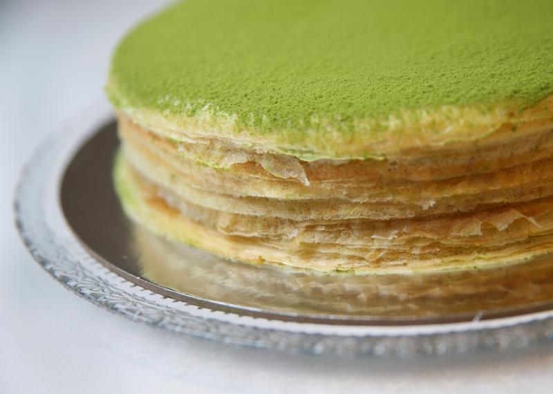 Crepe-Kuchen aus dem Lady-M-Confections-Sortiment. (Bild: Getty Images)