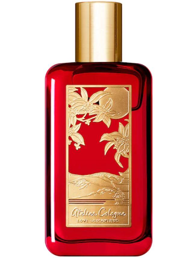 Atelier Cologne Lunar New Year Love Osmanthus Absolue Pure Perfume [Photo via Sephora]