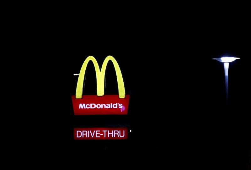 McDonald's to trim U.S. menu during coronavirus pandemic