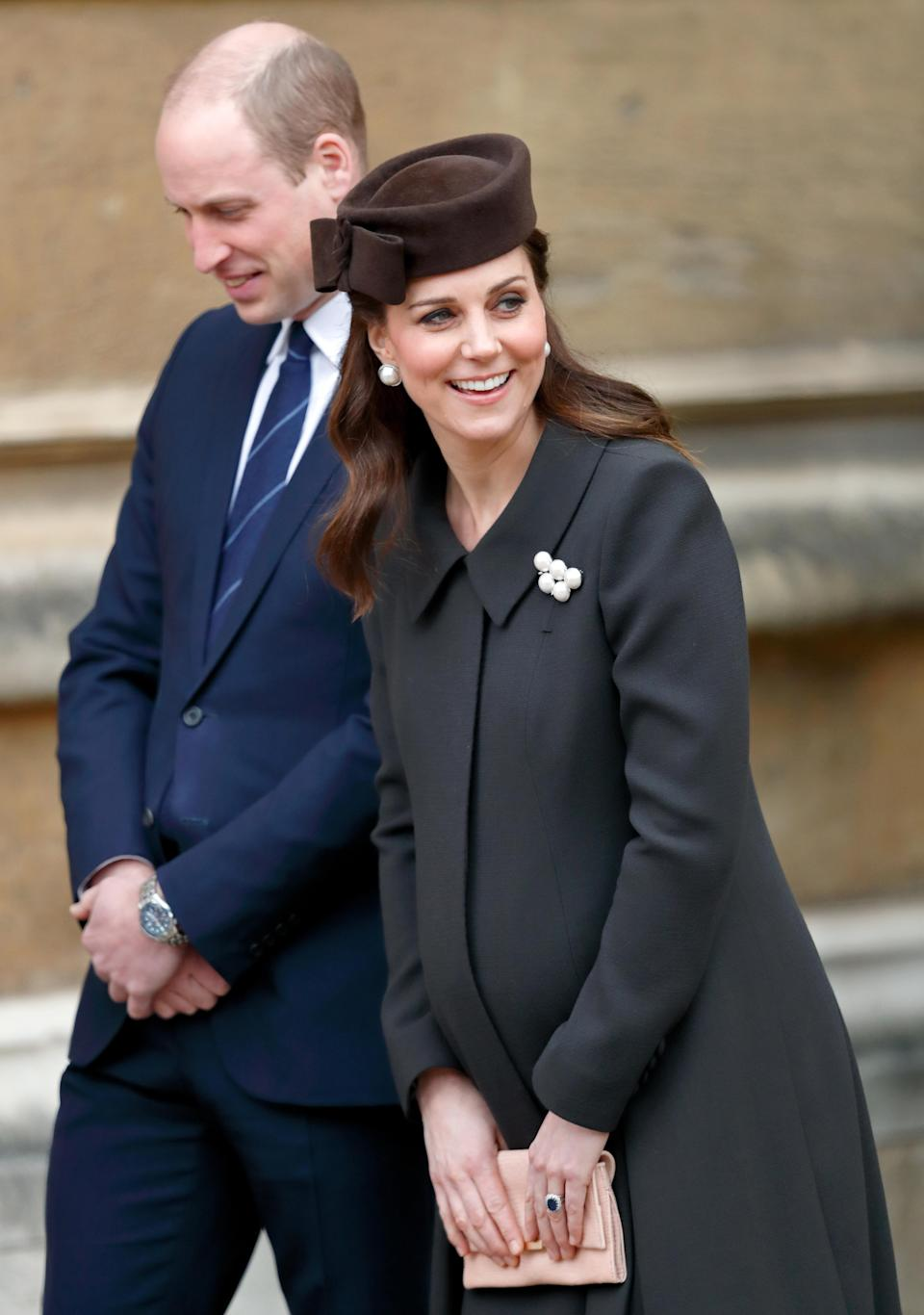 The Duchess of Cambridge made her last public appearance earlier this month [Photo: Getty]