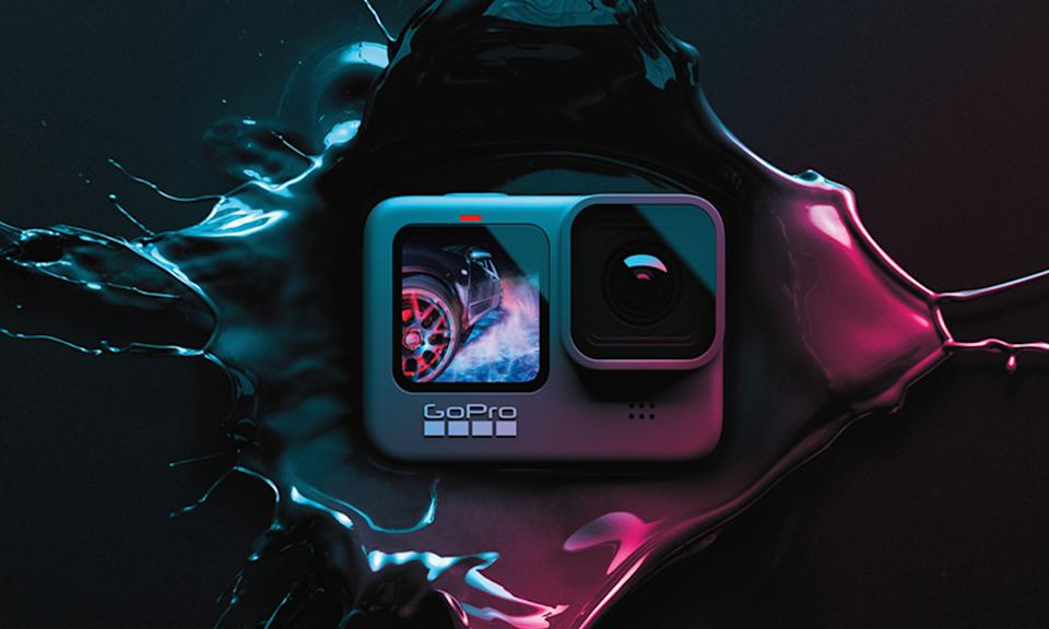 Holiday Gift Guide: GoPro Hero 9 Black