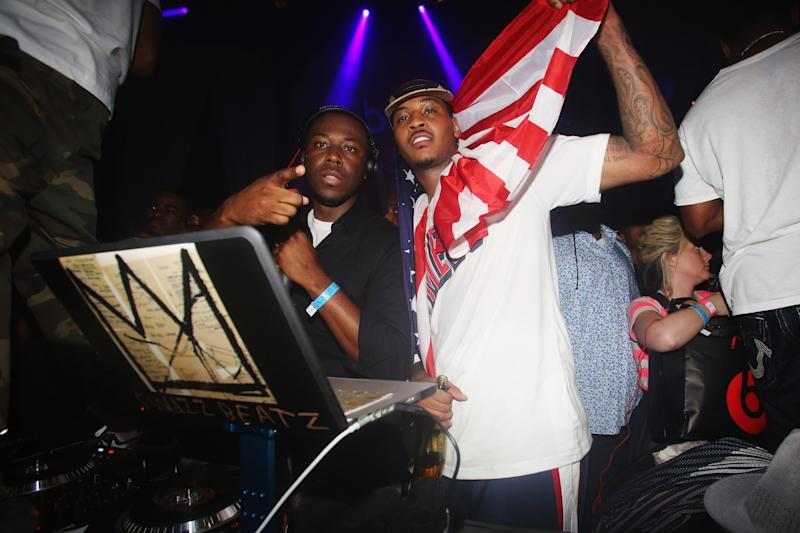 "Team USA's London Olympics After-Party �"" Hollywood Style"