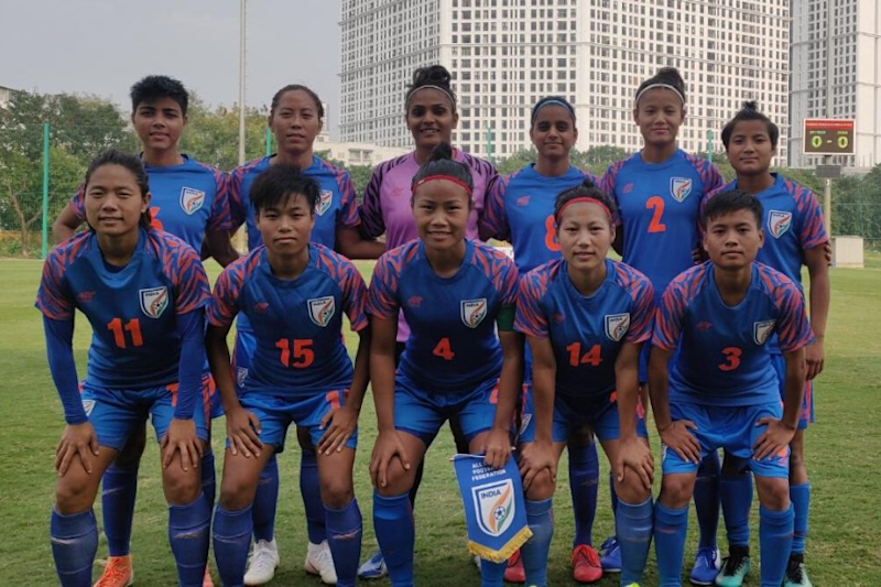 Indian Senior Women's Football Squad for South Asian Games 2019 Announced