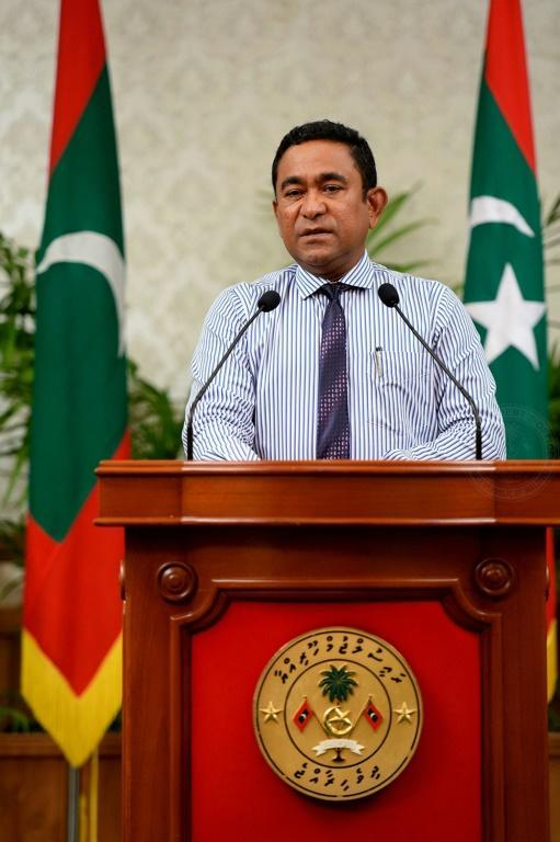Maldives President Abdulla Yameen declared a state of emergency to to 'ensure the safety and security of every citizen'