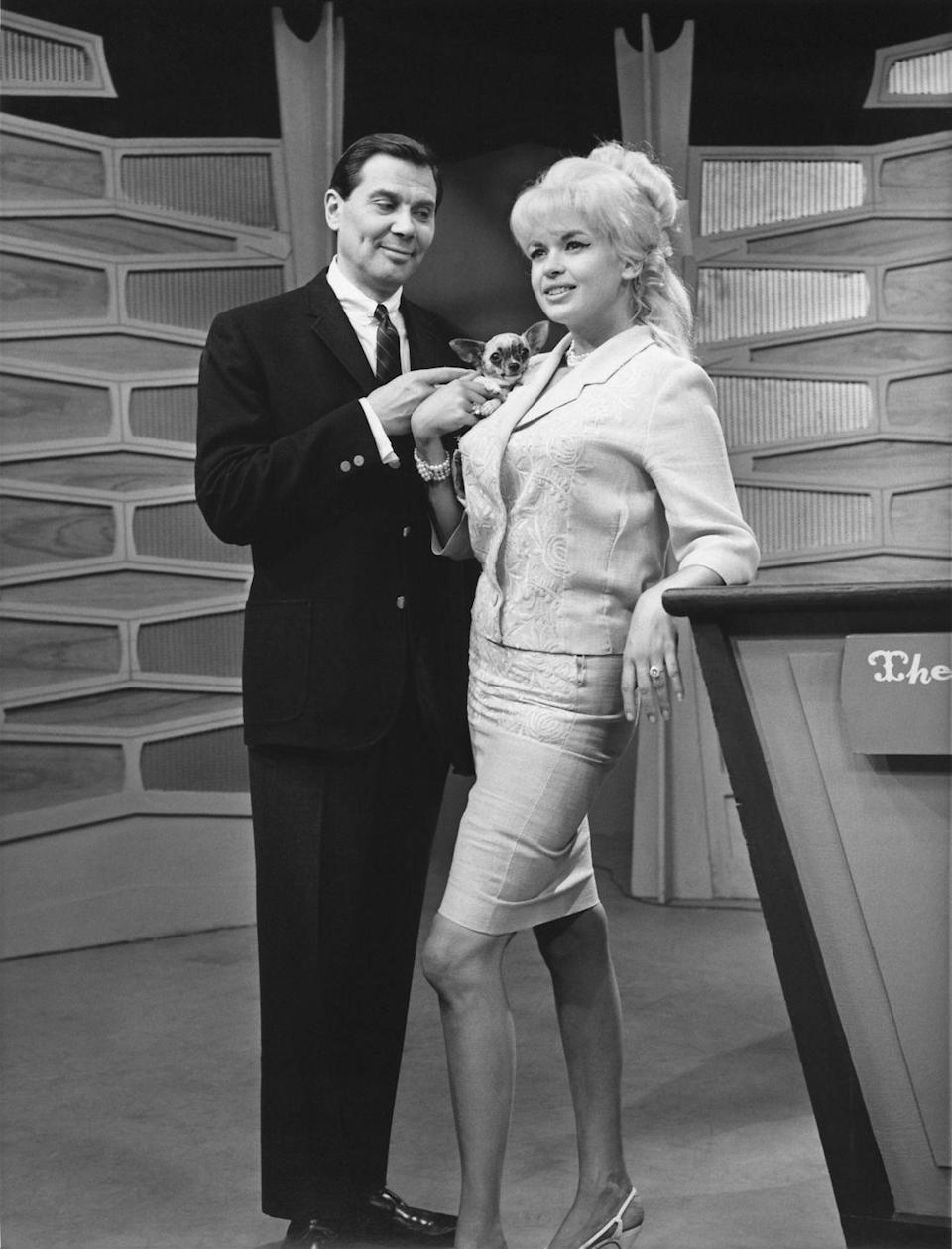 <p>After her contract with 20th Century Fox was up in 1962, the studio chose not to resign her. The result was a devastating blow to Mansfield's career. She filled her time by appearing on game shows and TV programs. </p>