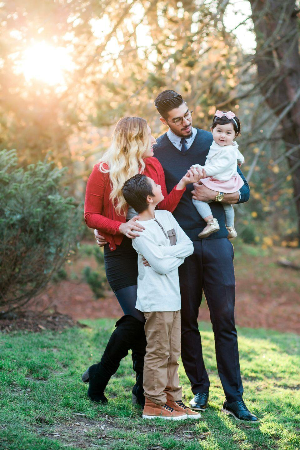 """<p>You want those formal, <a href=""""https://www.goodhousekeeping.com/life/parenting/news/a44784/color-coded-grandkids-photo/"""" rel=""""nofollow noopener"""" target=""""_blank"""" data-ylk=""""slk:looking-straight-ahead shots"""" class=""""link rapid-noclick-resp"""">looking-straight-ahead shots</a>. But you also want to capture what you're like together as a family when no one is looking. """"I always try to get a few portraits of the family, as well as candid images of them interacting with each other,"""" says Wojtowicz. """"Looking at each other and laughing together will help the photographer capture real in-the-moment images.""""<br></p><p>""""Quite often you can get candids just by constantly clicking the shutter,"""" adds Brandt. """"Someone is always looking at someone else.""""</p>"""