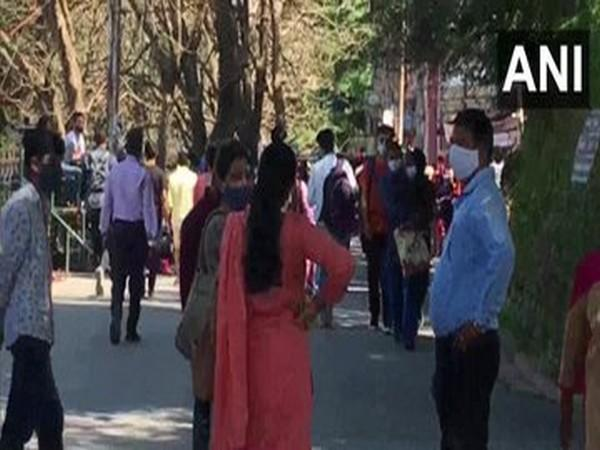 Tourists have started visiting Shimla after state govt allowed inter-state movement without an e-pass.