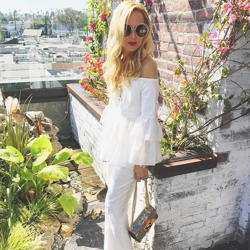 Rachel Zoe Genius Décor Ideas From Instagram: Nicole Richie's Festival Style Is So Easy And Effortless