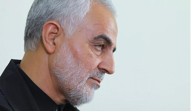 Iranian Major General Qassem Soleimani, head of the Islamic Revolutionary Guard's elite Quds Force, was killed in the air strike. Photo: AFP