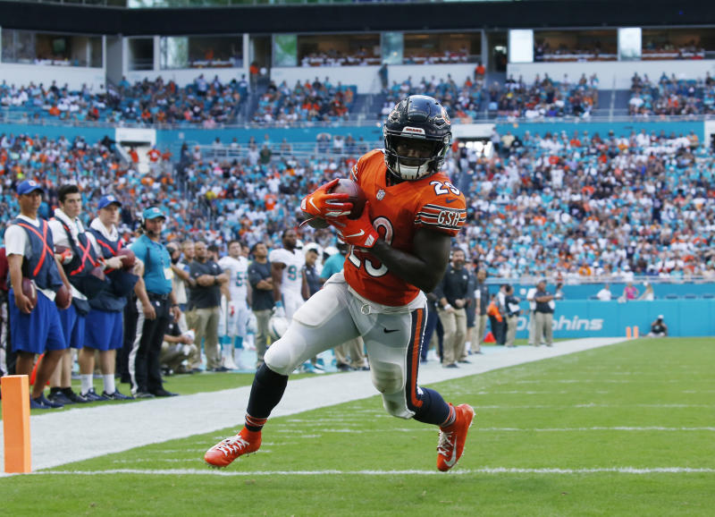 The 5 things I care about in Week 6 of the NFL: Tarik Cohen and Bears offense is for real