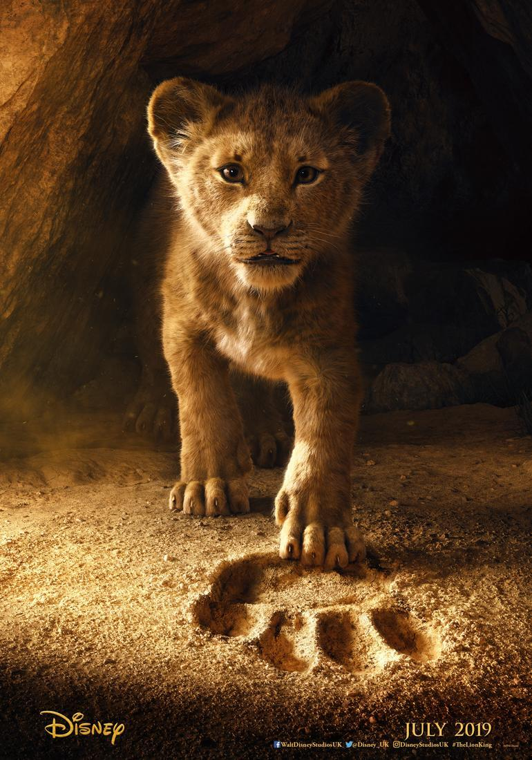 <i>The Lion King</i> teaser poster (Disney)