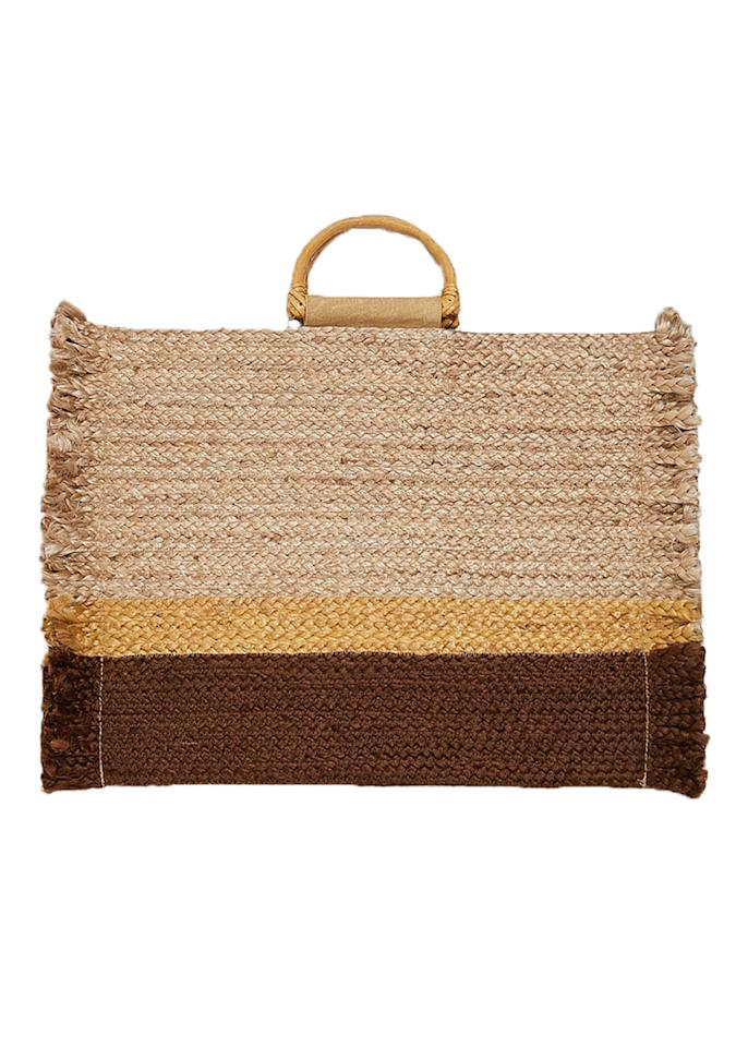 "<p>Roomy enough to carry around your water bottle, sunglasses and a stash of books, this natural tote bag has all feeling all kinds of excited for summer. <a rel=""nofollow"" href=""https://www.zara.com/uk/en/natural-tote-bag-p02571007.html?v1=8127540&v2=1180464"">Shop now</a>. </p>"