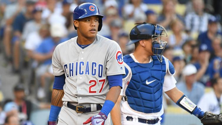 Chicago Cubs' Addison Russell on leave after domestic violence claim | KMOX
