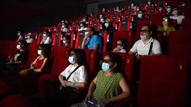 """Chinese film industry first to make """"full box office recovery"""""""