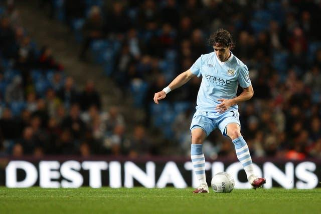 Owen Hargreaves ended his career with a stint at Manchester City.