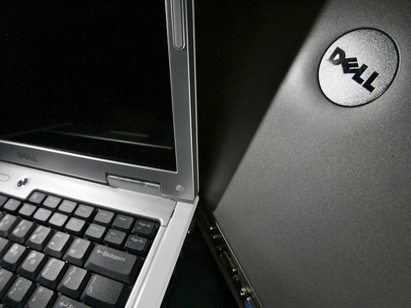Dell laptops, photo
