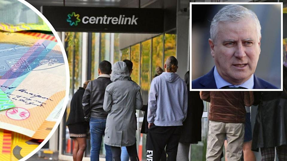 The Deputy Prime Minister has suggested jobless Australians head regional to find work. Images: Getty