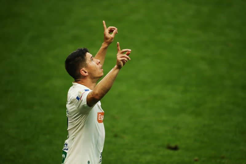 Points shared as Gremio draw 1-1 at home to Fortaleza