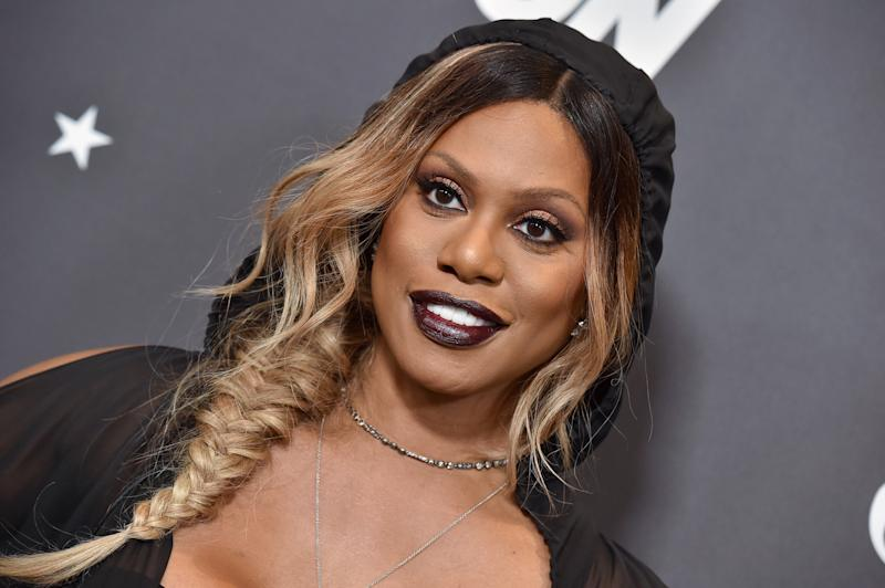 """I internalized a tremendous amount of transphobia,"" Laverne Cox said.  (Axelle/Bauer-Griffin via Getty Images)"