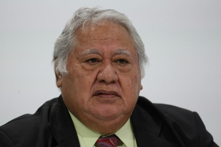 Australia and other western-aligned nations have launched diplomatic campaigns to limit China's inroads in the Pacific but Samoa's Prime Minister Tuilaepa Malielegaoi said all nations that offered help were welcome