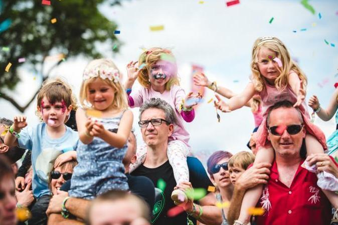 Camp Bestival: Fun for all the family