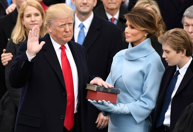 Trump's inauguration spending under investigation by federal authorities, reports say