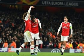 Arsenal, Manchester United, Celtic target Europa League knockout berths