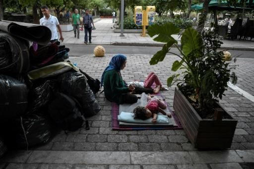 The city of Athens has announced plans to shelter 500 homeless refugees in cooperation with the International Organisation for Migration