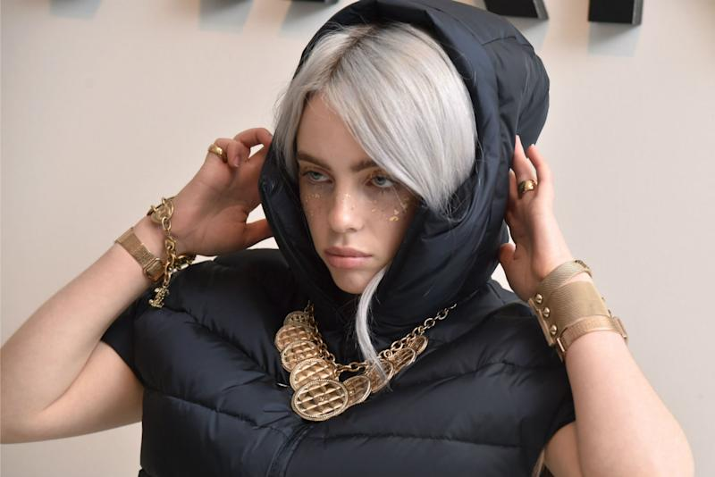 How Billie Eilish's Punky Tomboy Outfits Bring Attention to